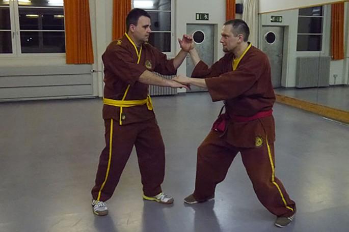 Weng Chung Kung Fu