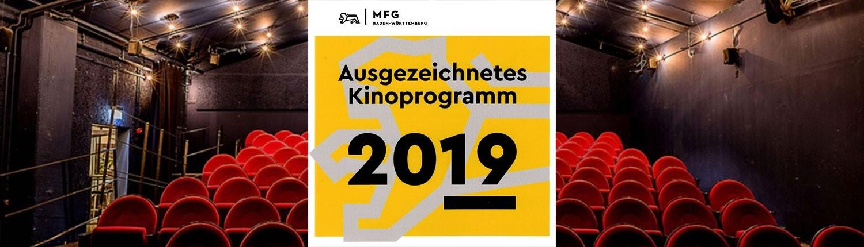 Kino mit MFG-Preis